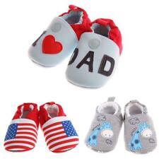 Baby Shoes Crib Boy Girl Infant Toddler Kids Children Soft Sole Xmas Gifts