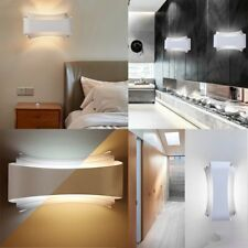 Modern 10W Indoor Wall Light LED Lighting Up Down Warm White Wall Lamp Sconce LU