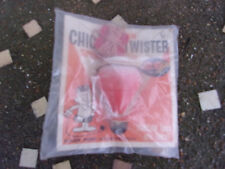 Orig 1960s Duncan Chicago Twister Top NOS on Creased card Unopened Toy