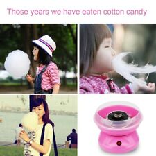 Electric Mini DIY Sweet Cotton Candy Maker 220V Candy Sugar Making Machine TR