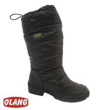 Olang Ambra Tex Ladies Snow Boots Caffe Brown