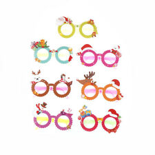 1PC Cartoon Funny Party Glasses Christmas Sunglasses Xmas Theme Party Supplies!