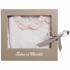 BNWT Tartine et Chocolat Baby Girls' Outfits Pink Babysuit Gift RRP £54.95 Sale