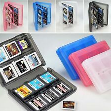 Game Card Case Holder 28 in 1 Cartridge Box for Nintendo DS 3DS XL LL DSi MT NG