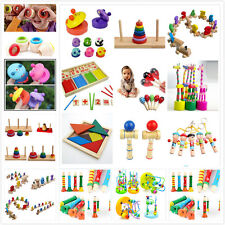 Funny Wooden Toy Gift  Kid Children Intellectual Developmental Educational+