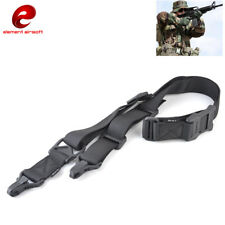 Tactical Sling 2 Point Airsoft Singal Sling Hunting Adjustable Rifle Sling MP