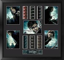 Harry Potter Deathly Hallows (S2) Montage 20 X 19 Film Cell Limited Edition COA