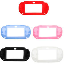 Soft Silicone Skin Protector Cover Case for Sony PS Vita PSV Game Console