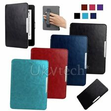 Hand Strap Luxury Magnetic Leather Stand Case Cover For Amazon Kindle 6 7th GEN