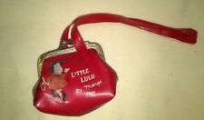 VINTAGE GEORGENE AVERILL LITTLE LULU BY MARGE DOLL ORIG. RED PURSE RARE $23.99