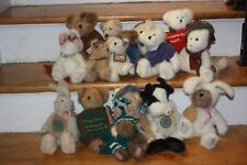 Boyds Bears w/Tags Rabbit Cat Mouse Angel Most 7-10 inches-U Choose! Retired