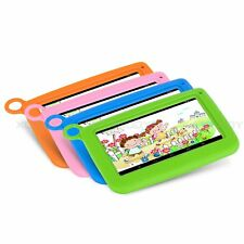 7'' Quad Core Tablet PC Google Android 4.4 KitKat 8GB WiFi Bundle for Kids