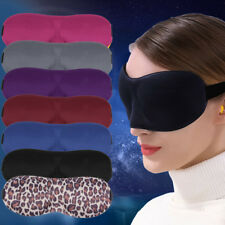 Sleep Blackout Goggles Fatigue Mitigation Breathable Nerves Cool Goggles SQ