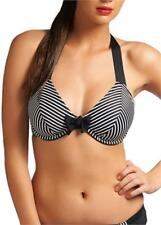 Freya Tootsie U/W Bandless Halter  Bikini Top in Black  (3601) Free UK Postage