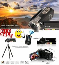 24MP 3.0INCH HD 1080P LCD TFT CMOS Digital Video Camera Camcorder DV 16X Zoom GO