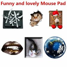 Super Thin Skid Resistance Mouse Pad Anti-slip Creative Mouse Pad Mouse Mat LU