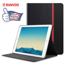 for iPad Air 2 Case Slim Fit Lightweight Auto Sleep/Wake Smart-shell Stand Cover