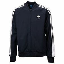 Adidas Originals Superstar Track Jacket Legend Ink Men's Medium Large XL 2XL