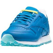 Reebok Classic Face Womens Trainers Blue New Shoes