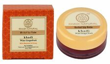 Khadi Herbal Lip Balm With Beeswax & Shea Butter