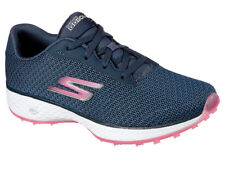Skechers Ladies Go Golf Eagle Golf Shoes - Navy/Pink
