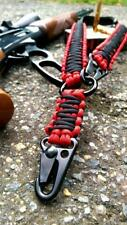 1 and 2 point Paracord Sling / Flips Tactical 550 Gear