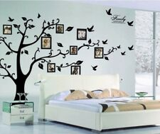 NEW Wall Stickers 3D Kids Flower Animal Butterfly Cat Decal Vinyl Wall Art Decor