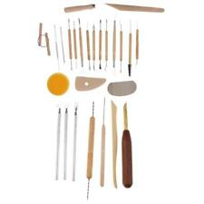 Arts&Crafts Clay Sculpting Tools Pottery Carving Tool Set Modeling Clay Tool Kit