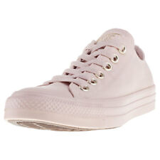 Converse Chuck Taylor All Star Ox Womens Trainers Blush Pink New Shoes