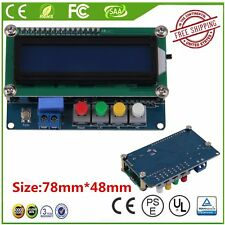 Digital LC100-A LCD High Precision Inductance Capacitance L/C Meter Tester UBW