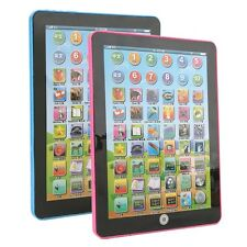 Tablet Pad Computer For Kid Children Learning English Educational Teach Toy  LS