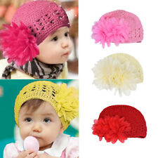 Flower Toddlers Infant Baby Girl Lace Hair Band Headband Headwear Hat