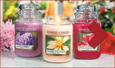 BN Home fragrant Various different size & scents of Yankee Candle Glass jars