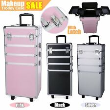 SALE Makeup Case Trolley Cosmetics Beauty Box Organiser Professional Vanity AUS
