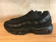NIKE AIR MAX 95 BLACK BLACK ANTHRACITE RUNNING MEN SIZE 8-13  609048-092