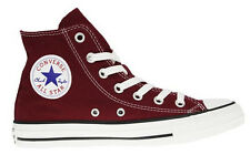 CONVERSE CHUCK TAYLOR ALL STAR HI M9613  CLASSIC -  MAROON  TRAINERS