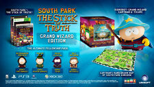 NEW SOUTH PARK STICK TRUTH (GRAND WIZARD EDITION) XBOX 360 OR PS3 (VISIBLE WEAR)
