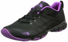 The North Face Womens AMPERE Low Top Lace Up Running Sneaker