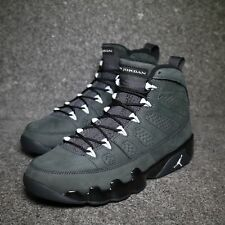 Air Jordan IX Retro Anthracite White Black