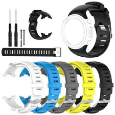 Silicone Replacement Watch Band Strap W Tool For Suunto D4 D4i Novo Dive Watch
