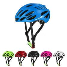 Road Bike Racing Helmet Bicycle Cycling Goggles Ultralight With Visor New K5M0