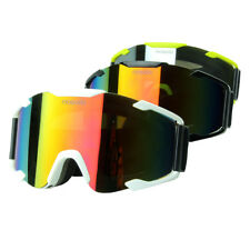 Motorcycle Skiing Snowboard Sports UV Protective Goggles Glasses Sunglasses
