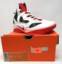 NIKE MENS ZOOM HYPERFUSE 2011 STYLE 454136 COLOR 105 SIZE 9.5