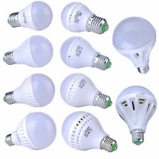 LED E27 Energy Saving Warm Light White Bulb Lamp 9/12/12/15/20/25W 110V-240V