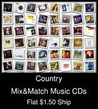 Country(2) - Mix&Match Music CDs U Pick *NO CASE DISC ONLY*