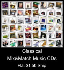 Classical(2) - Mix&Match Music CDs U Pick *NO CASE DISC ONLY*