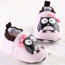 Baby Unisex Cartoon Shoes Soft Sole Leather Shoes Infant Boy Girl Toddler Shoes