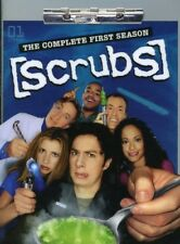 Scrubs: The Complete First Season [3 Discs] (DVD Used Like New)