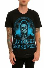 Avenged Sevenfold T-Shirt Skeleton A7X heavy metal rock Official L XL 2XL NWT