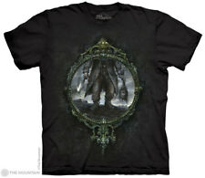 Havoc T-Shirt by The Mountain. Dark Fantasy Tee Sizes S-5XL NEW